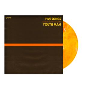 Youth Man – Five Songs Marbled Orange/Yellow 12� - PREORDER