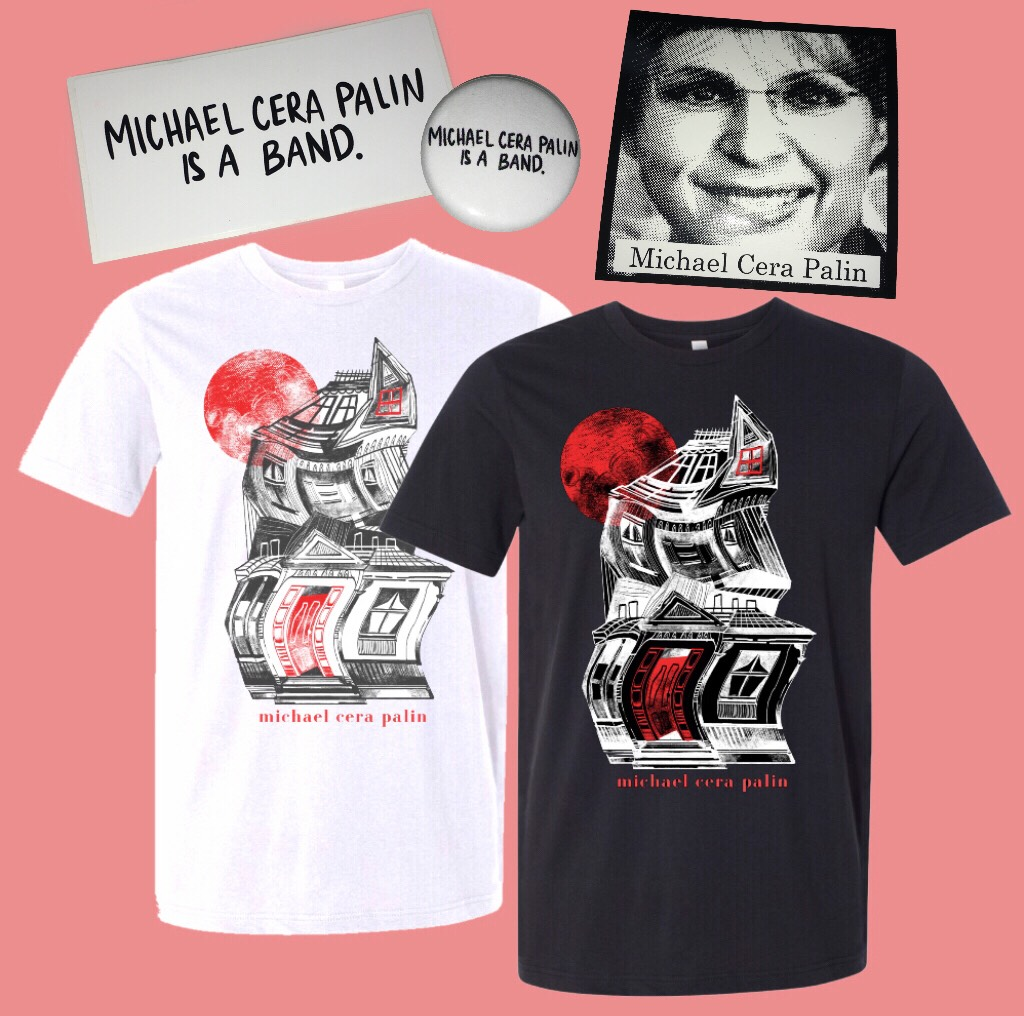 Michael Cera Palin - Merch