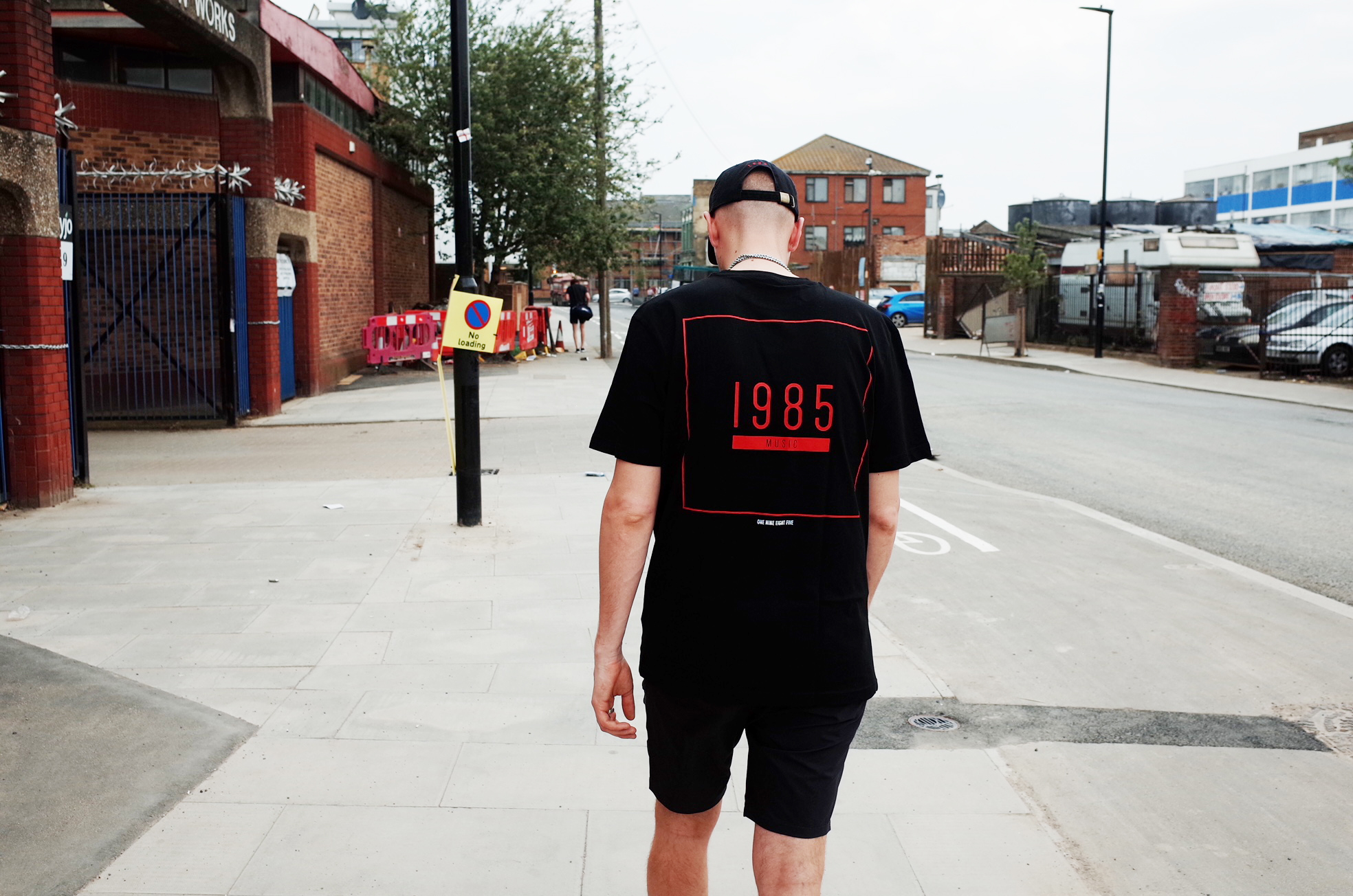1985 Tee 004 (Inverted Logo)