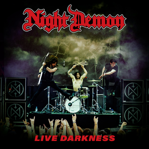 Night Demon - Live Darkness [PREORDER]