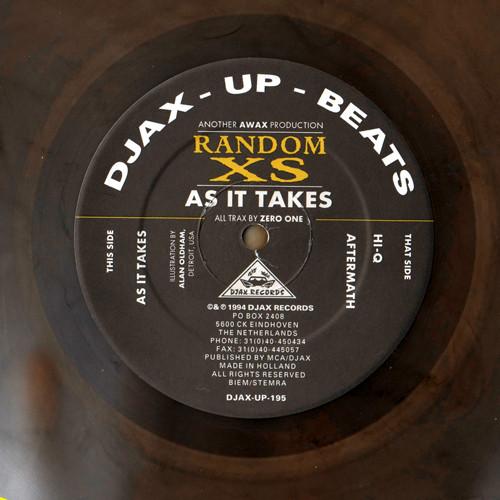 Random XS – As It Takes (Djax-Up-Beats)