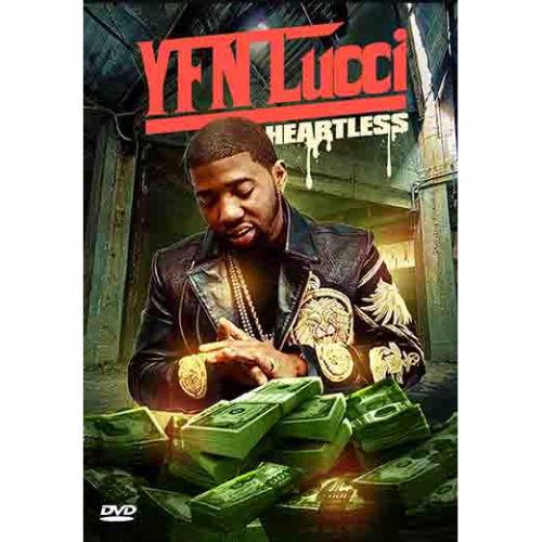 YFN Lucci - Heartless Mix DVD