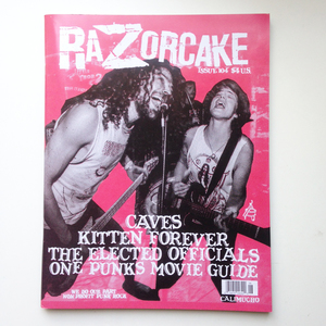 Razorcake #104 & Back Issues