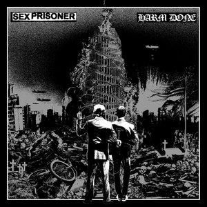 HARM DONE & SEX PRISONER ´Split´ [LP]