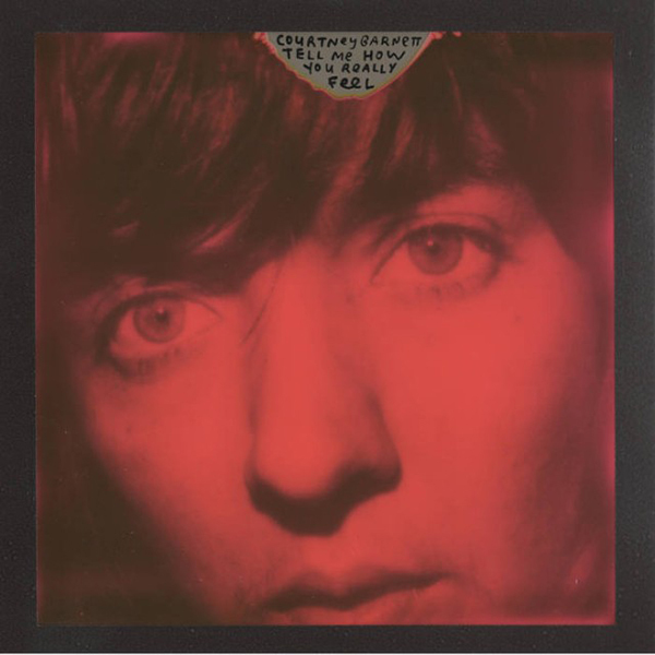 Courtney Barnett - Tell Me How You Really Feel Cassette Tape