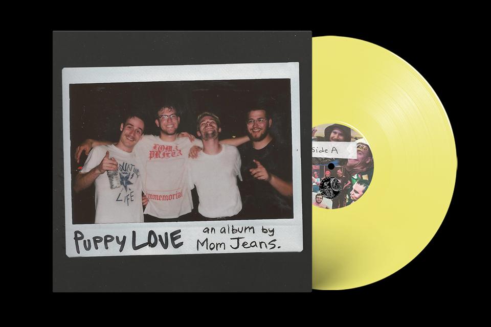 Mom Jeans- Puppy Love LP