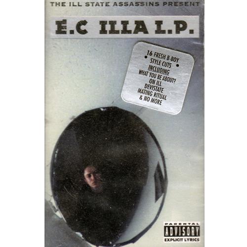 E.C. Illa - E.C. Illa LP