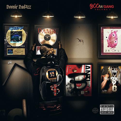 Boosie Badazz - Boonk Gang Volume 1