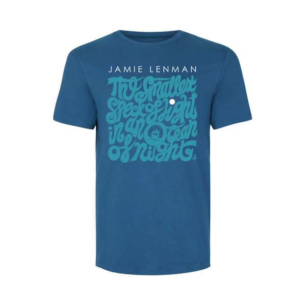 Jamie Lenman – Long Gone/Irrelevant – T-Shirt - PREORDER