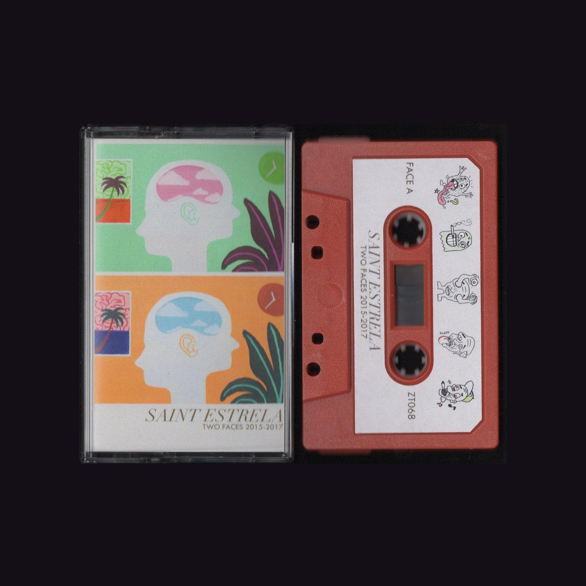 [SOLD] Saint Estrela - Two Faces 2015-2017 (Z Tapes)
