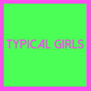 V/A - Typical Girls Vol 2 LP
