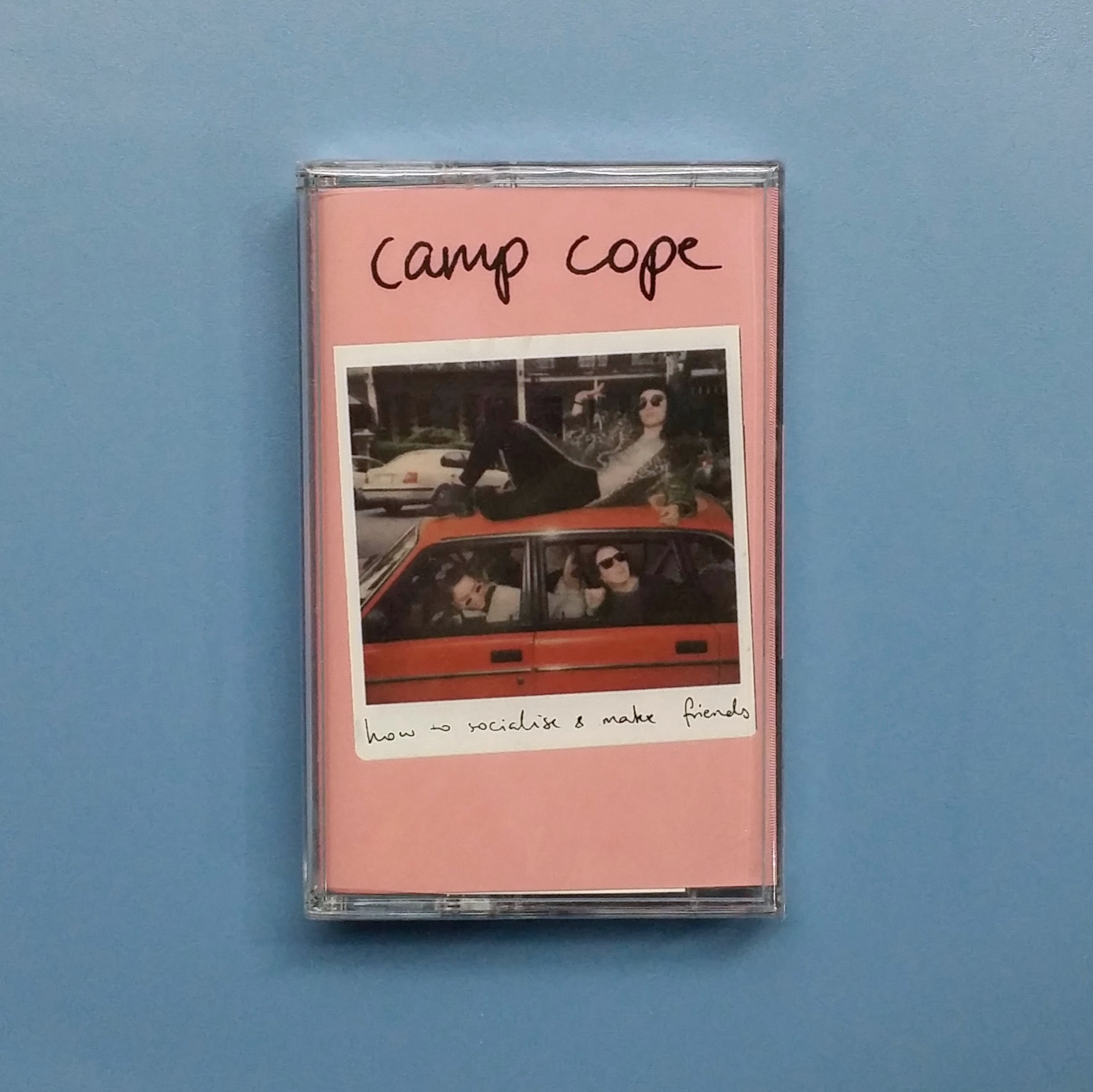 Camp Cope - How to Socialise & Make Friends (Run for Cover Records)