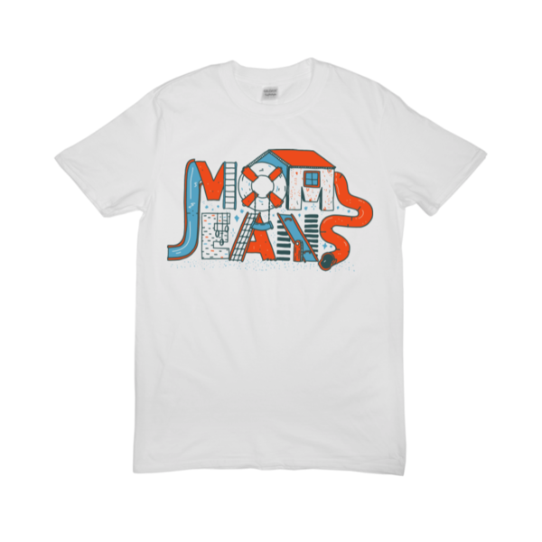Mom Jeans Puppy Love T-Shirt - PREORDER