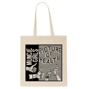 Muncie Girls 'Picture of Health' Tote Bag