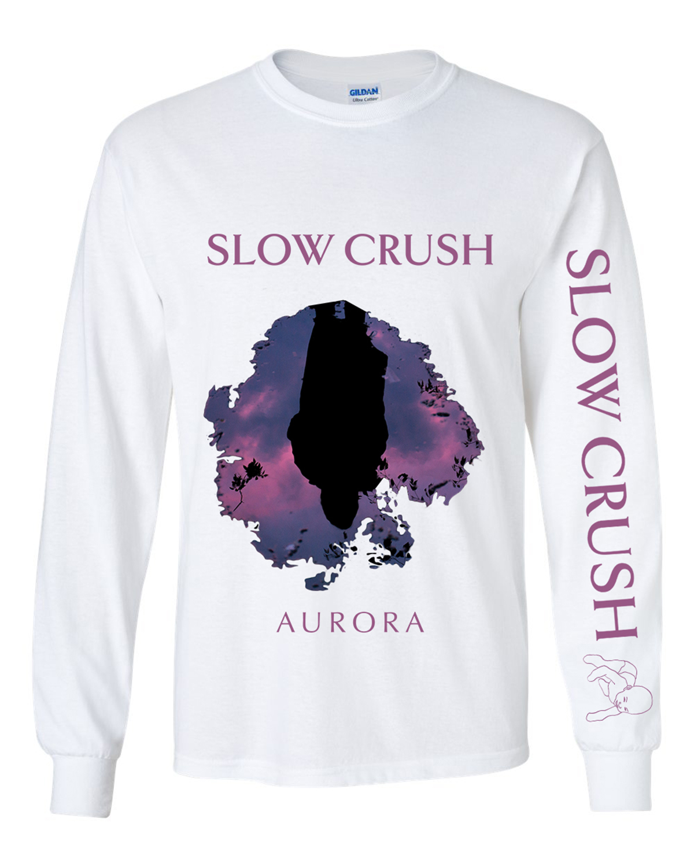Slow Crush - Aurora long sleeve PREORDER