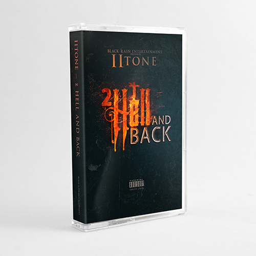 II Tone - 2 Hell & Back (Limited Edition Cassette)