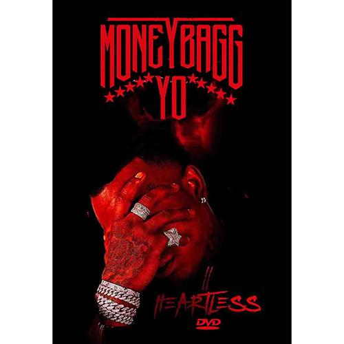 Moneybagg Yo - 2 Heartless (DVD)