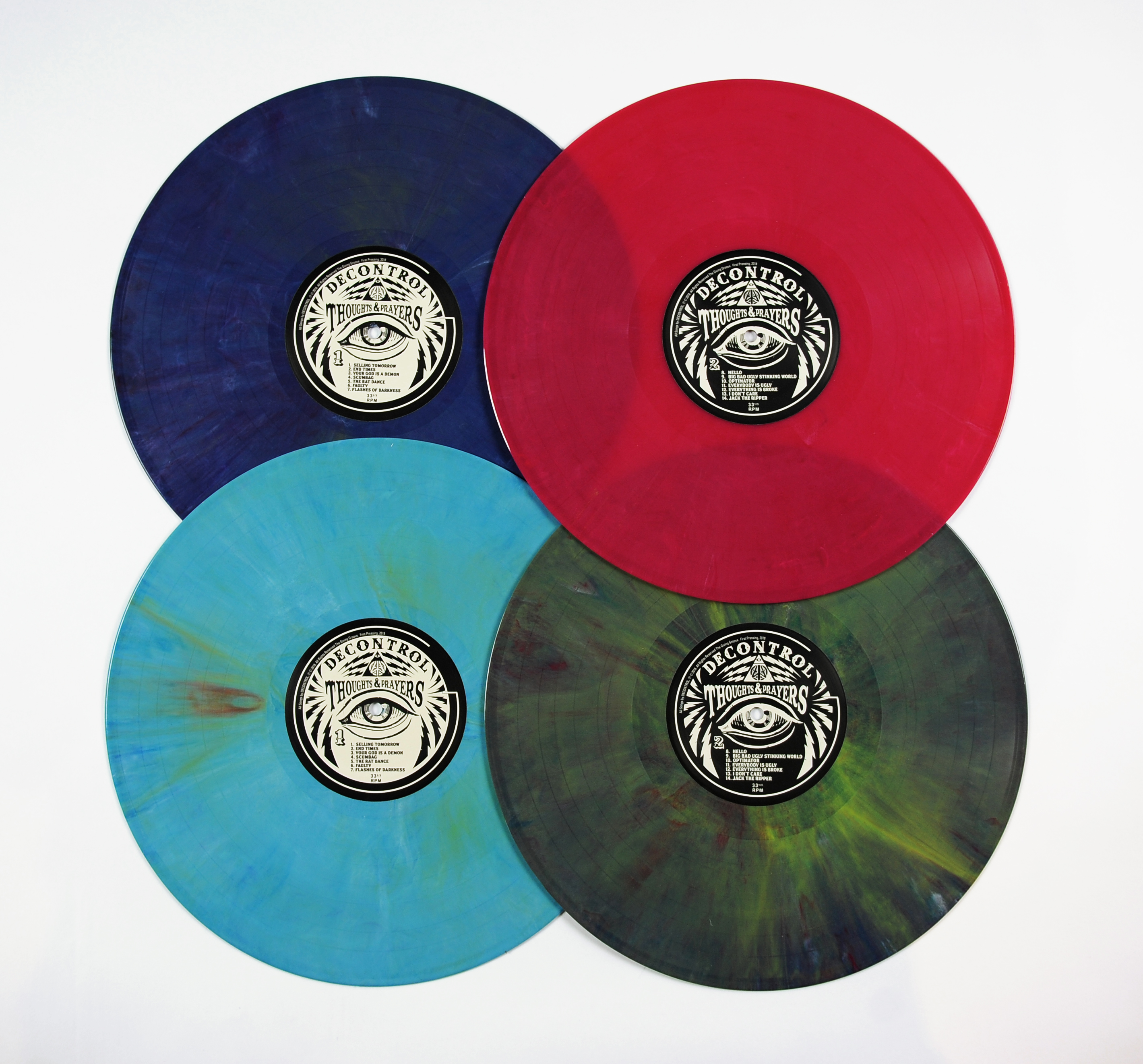 the giving groove decontrol thoughts prayers vinyl digital