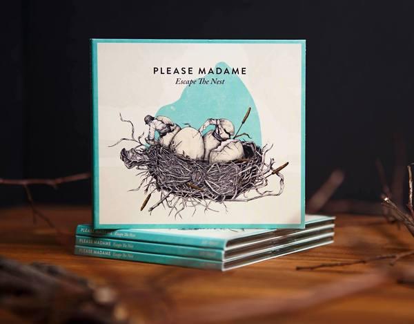 Escape The Nest (CD)