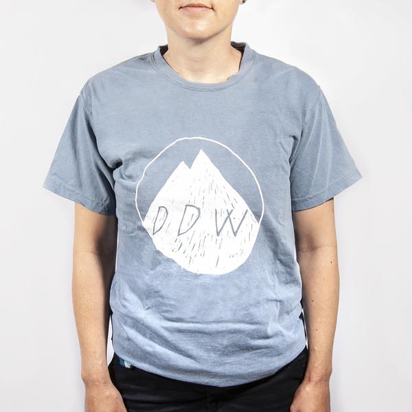 DDW Logo T-Shirt (Blue)