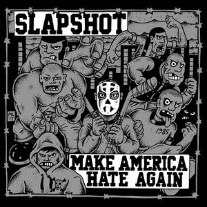 SLAPSHOT ´Make Hardcore Hate Again´ [LP]