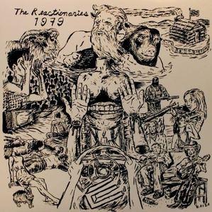 The Reactionaries - 1979 LP