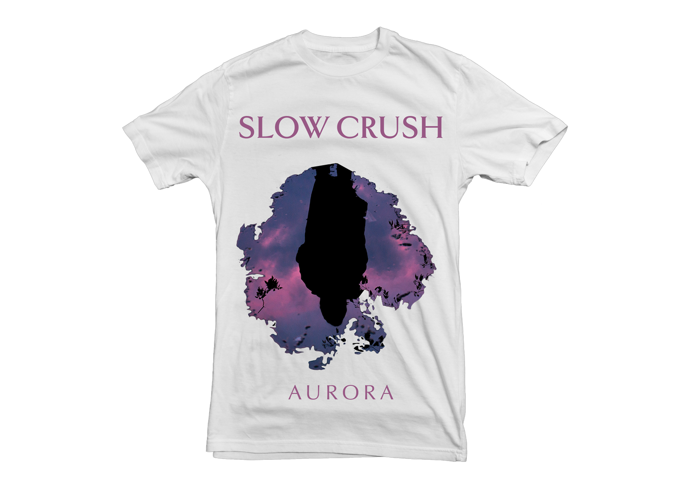 Slow Crush - Aurora shirt PREORDER