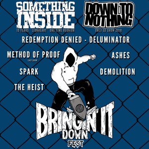 BRINGIN' IT DOWN FEST 2018 [Tickets] *SOLD OUT*