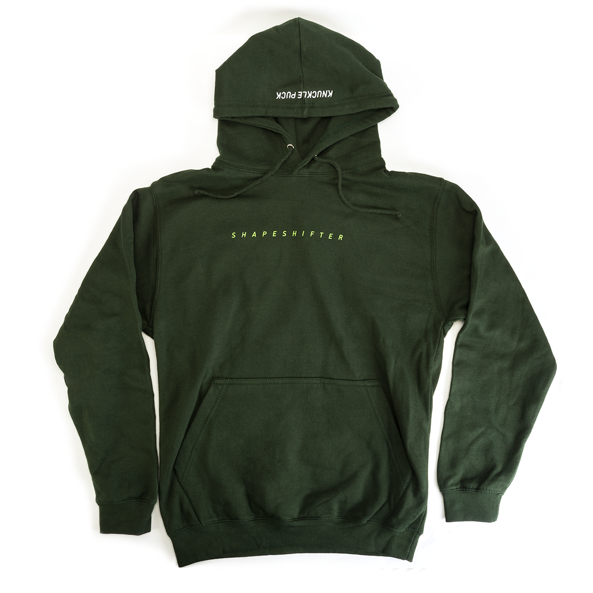 Shapeshifter Hoodie - Green