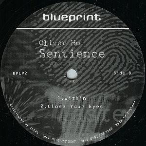 Oliver Ho – Sentience LP 2 x 12