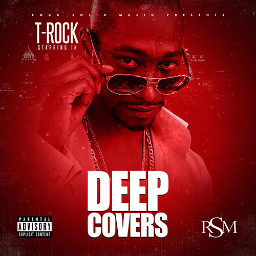 T-Rock - Deep Covers / Oz (EP)