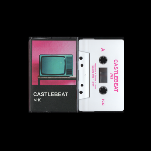 [SOLD] CASTLEBEAT - VHS (Spirit Goth Records)