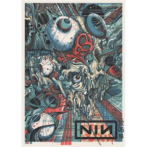 Nine Inch Nails - Print