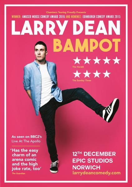 Larry Dean - Bampot | Norwich