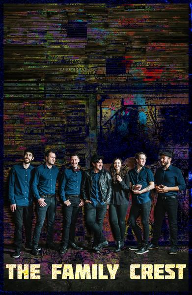 Act 1 Band Photo Poster