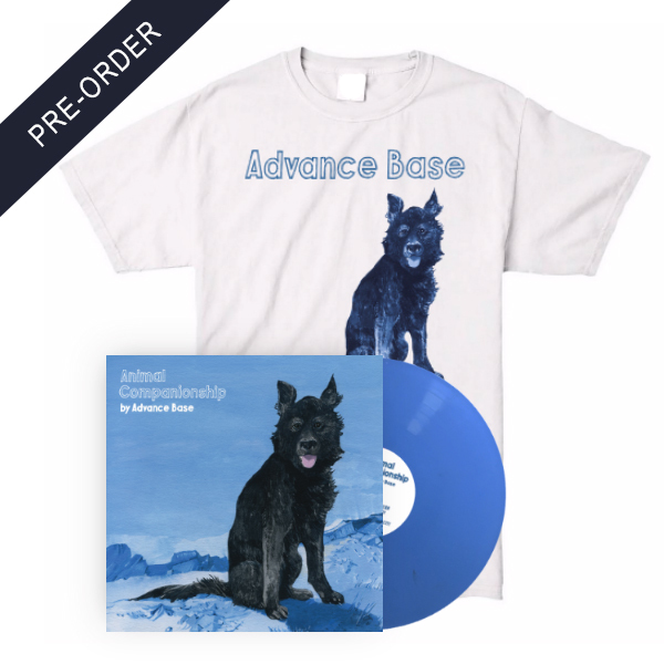 Advance Base - Animal Companionship Shirt Bundle