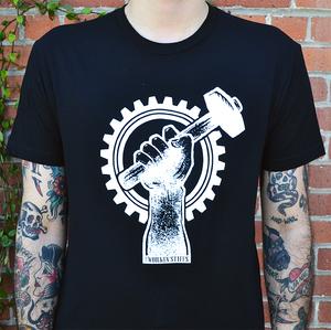 WORKIN STIFFS: Logo T-Shirt