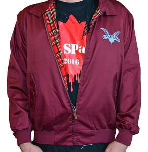 Cock Sparrer Warrior Clothing Harrington Jacket