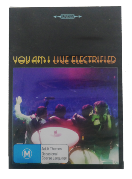 You Am I Live Electrified DVD