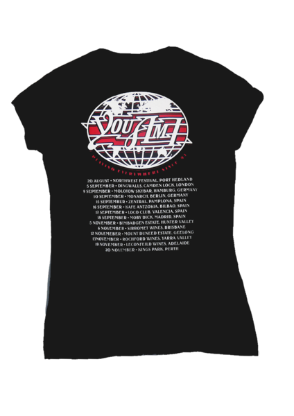 European Tour T-Shirt