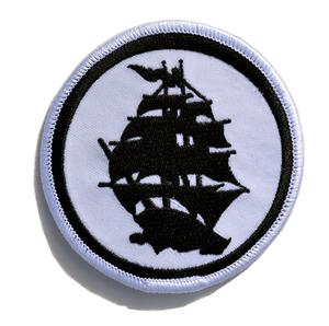 PIRATES PRESS: Ship Logo Patch