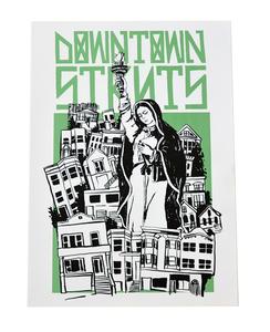 DOWNTOWN STRUTS