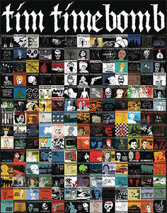TIM TIMEBOMB AND FRIENDS Poster (33