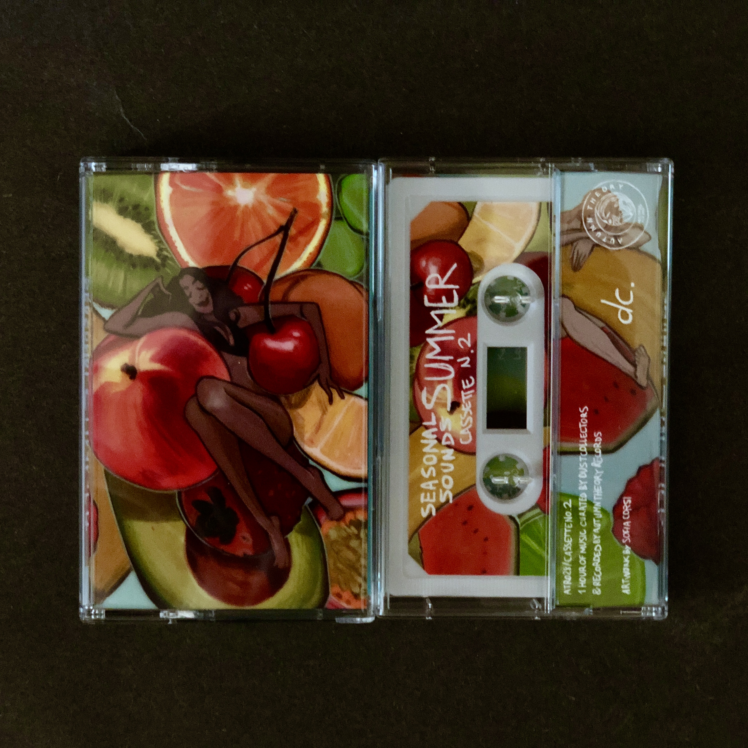 Autumn Theory Records - Seasonal Sounds / Summer Compilation