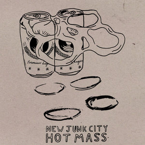 New Junk City / Hot Mass - Split 7