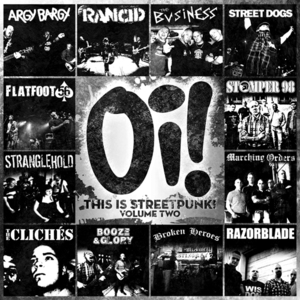 Oi! This is Streetpunk, Volume Two.