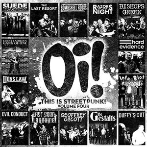 Oi! This is Streetpunk, Volume Four