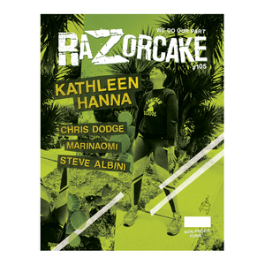 Razorcake #105 & Back Issues
