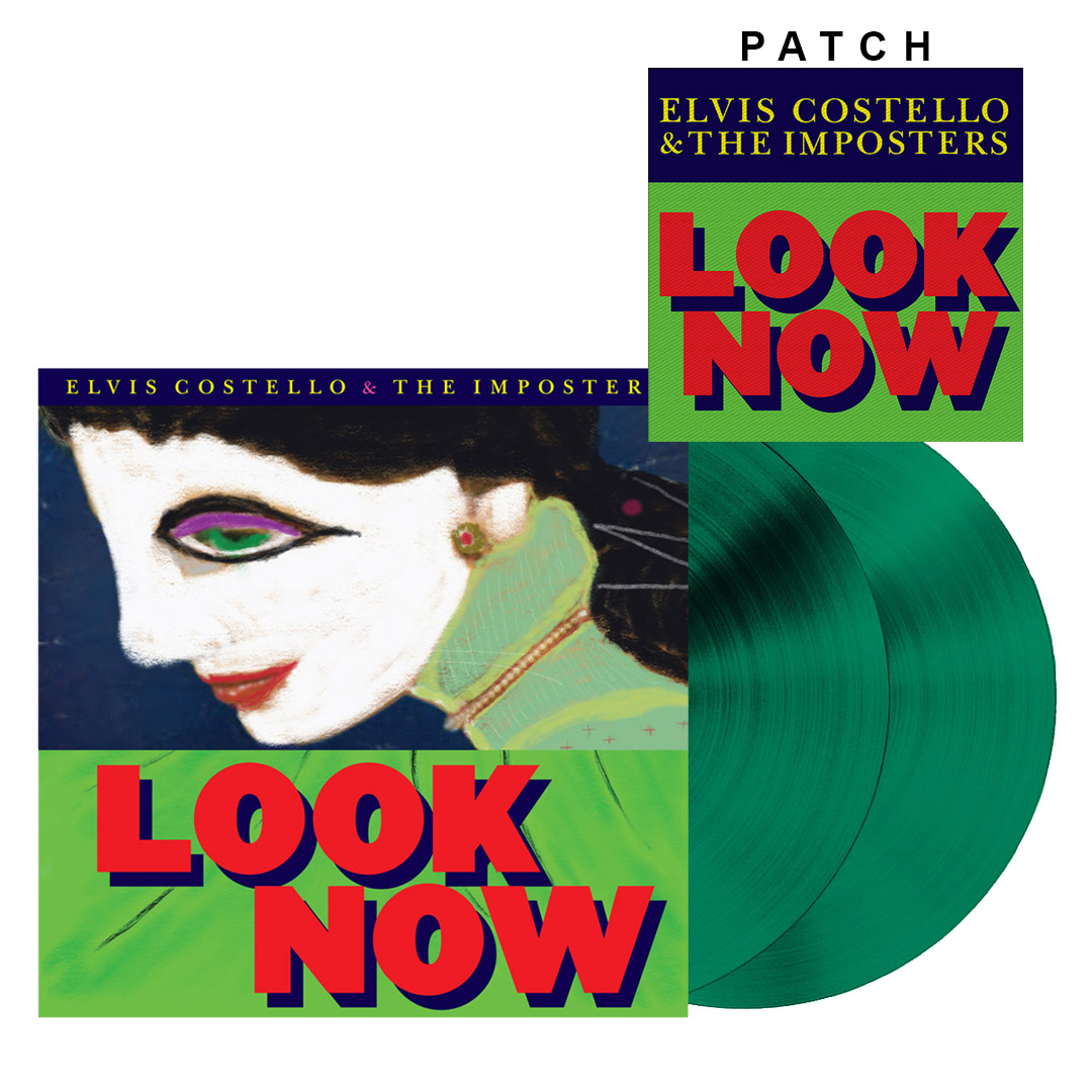 Deluxe Green 2xLP + Patch