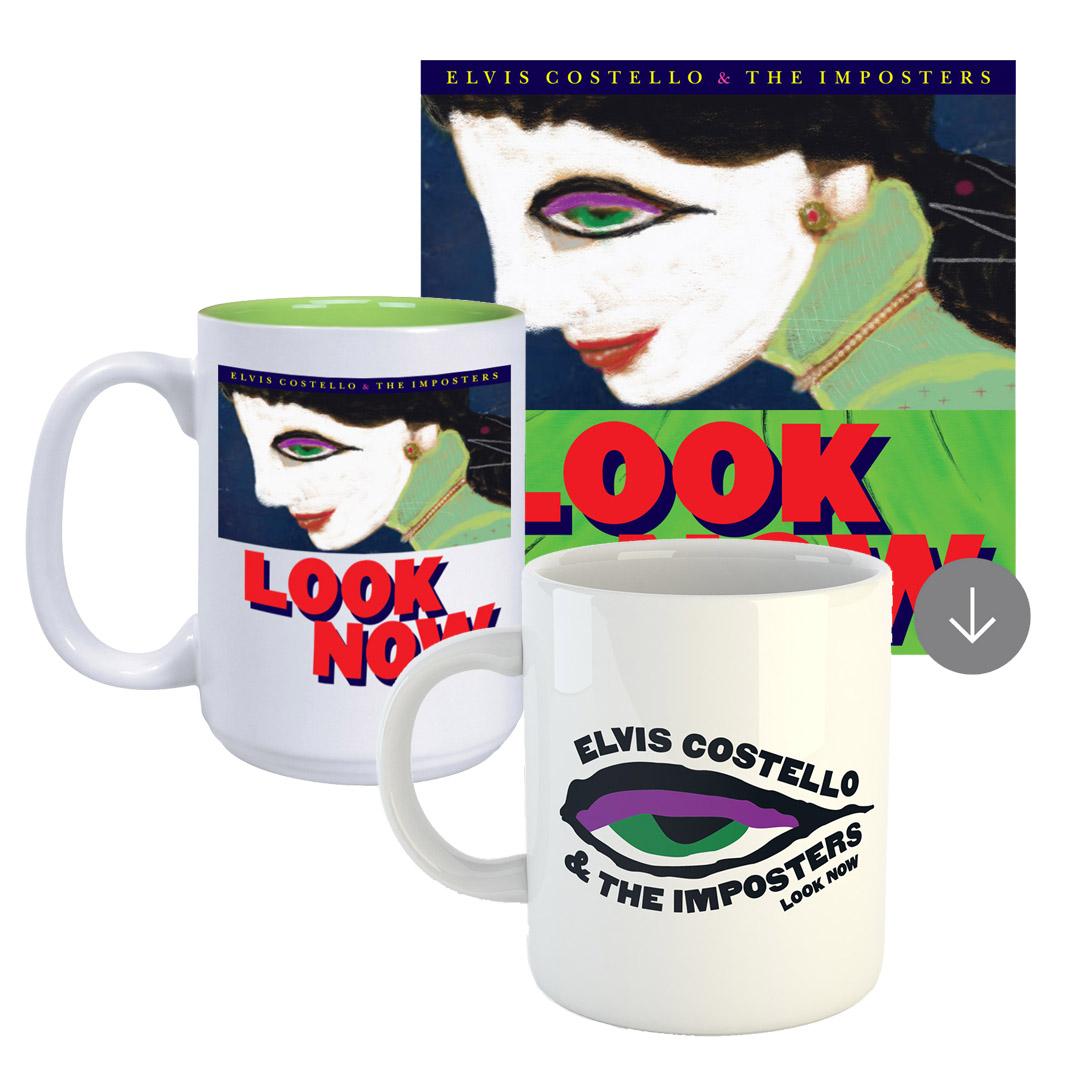 Coffee Mugs + Deluxe Album Download